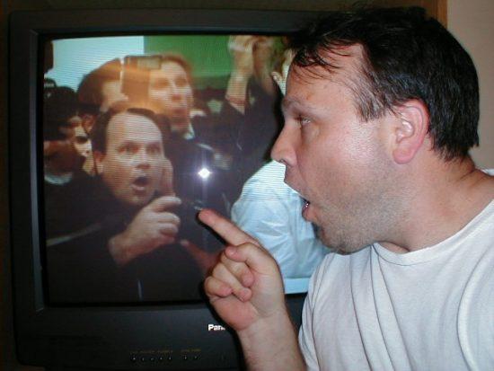 Keith Johnson on TV
