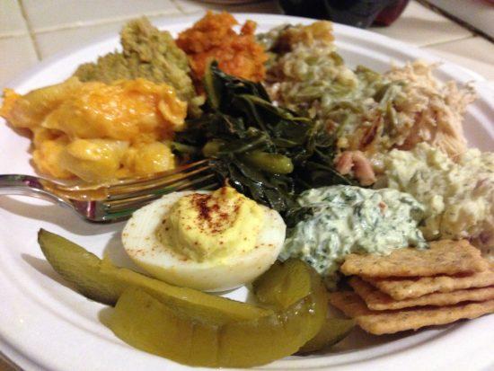 Thanksgiving at Faiths