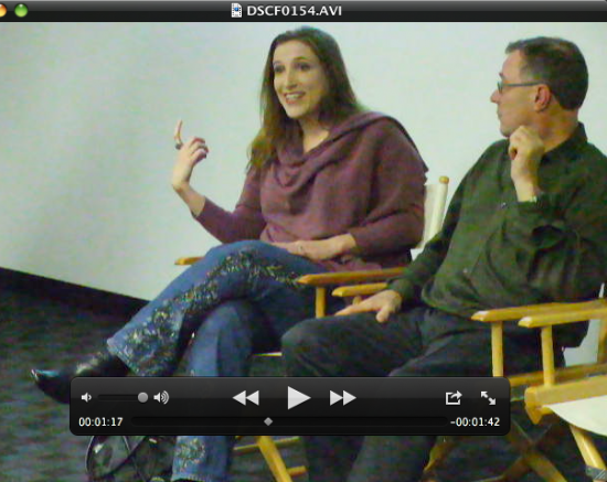 CastingAbout Event with Gary Marsh