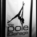 Pole Garage Sign