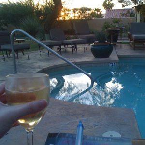 hacienda hot springs inn poolside reading smfa