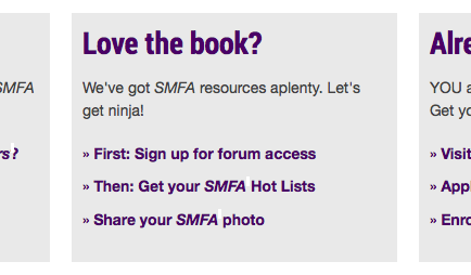 SMFA Talkback Opt-In