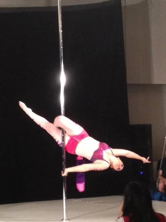 My Pole Sponsor Does the Jasmine