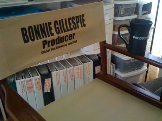 bonnie gillespie producer