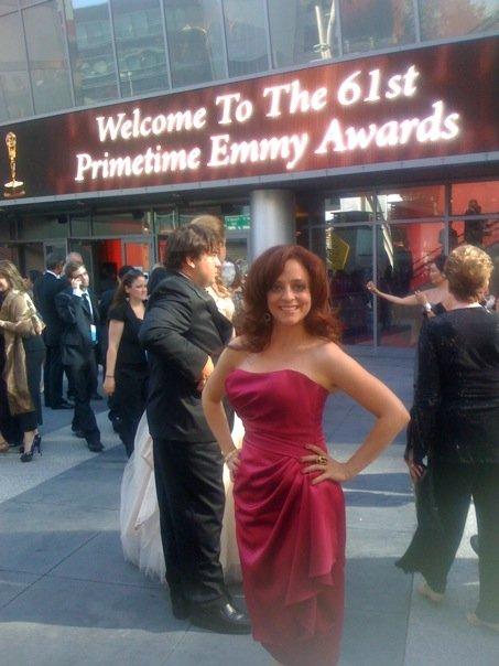 Cristina Cimellaro emmy awards