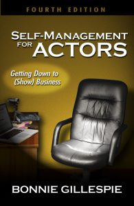 4th ed. Self-Management for Actors Cover