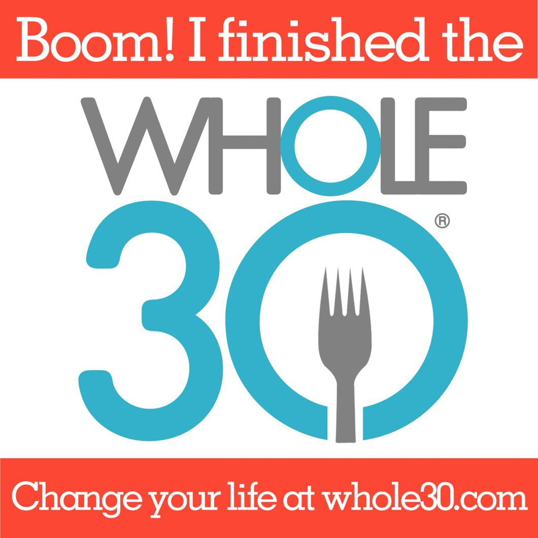 whole30-achievement-unlocked Bonnie Gillespie