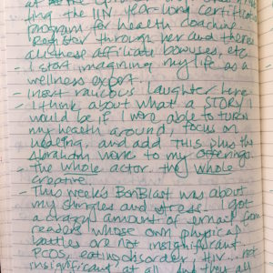 june 15 2016 journal bonnie gillespie