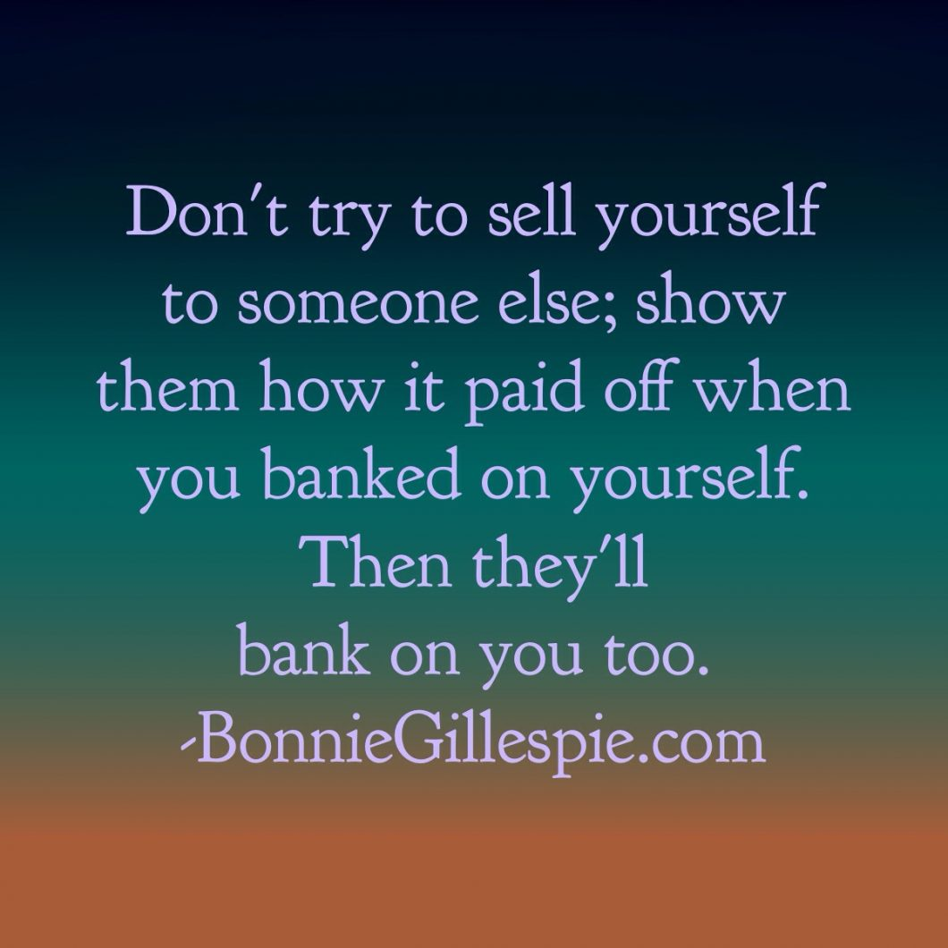 bank on yourself bonnie gillespie