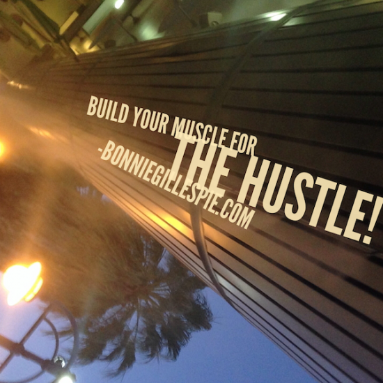 muscle for the hustle bonnie gillespie