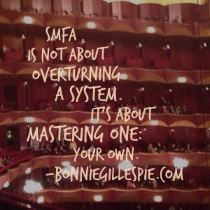 not overturning the system mastering your own bonnie gillespie