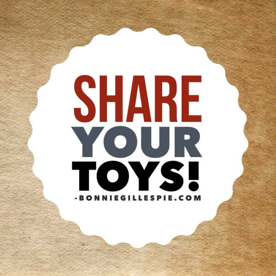 share your toys bonnie gillespie