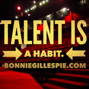 talent is a habit bonnie gillespie