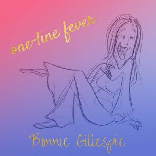 11 one-line-fever bonnie gillespie