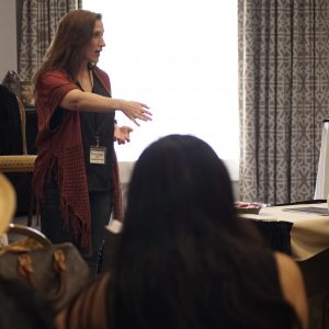 Bonnie Gillespie teaches storytellers in San Francisco