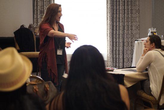 Bonnie Gillespie teaches storytellers in San Francisco