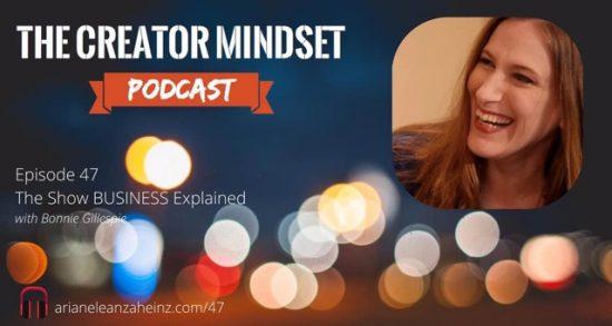 bonnie gillespie on creator mindset podcast