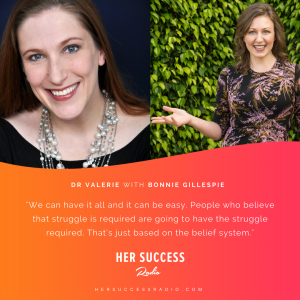 her success radio bonnie gillespie valerie baker