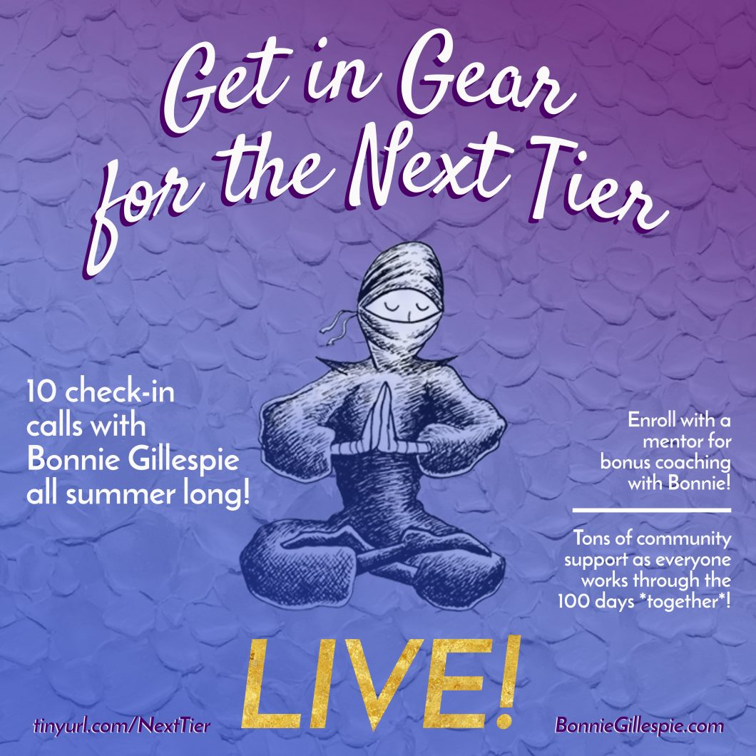 GIGFTNT Live by Bonnie Gillespie for Self-Management for Actors