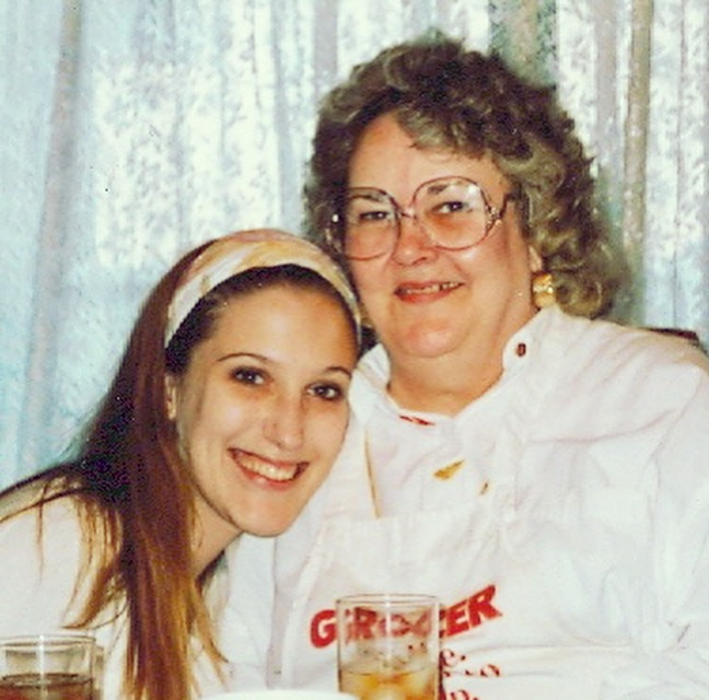 bonnie and charlsie gillespie early 1990s