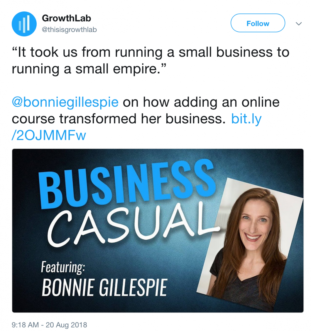 ramit sethi's growthlab business casual interview with bonnie gillespie