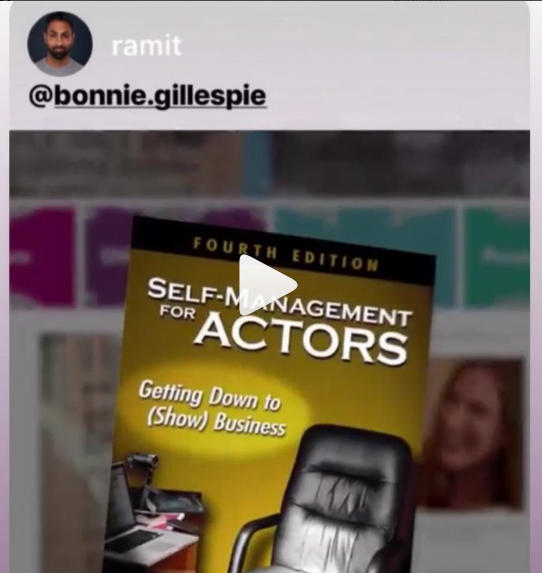 ramit sethi promotes bonnie gillespie