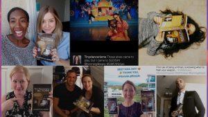 bonnie gillespie smfa book lover collage