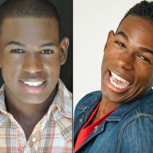 Donzell Lewis Then and Now