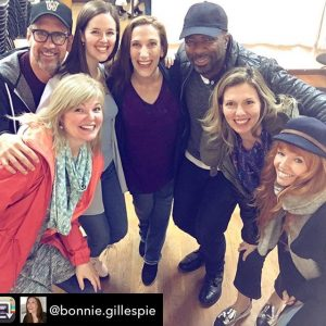 Bonnie Gillespie New York Master Class SMFA