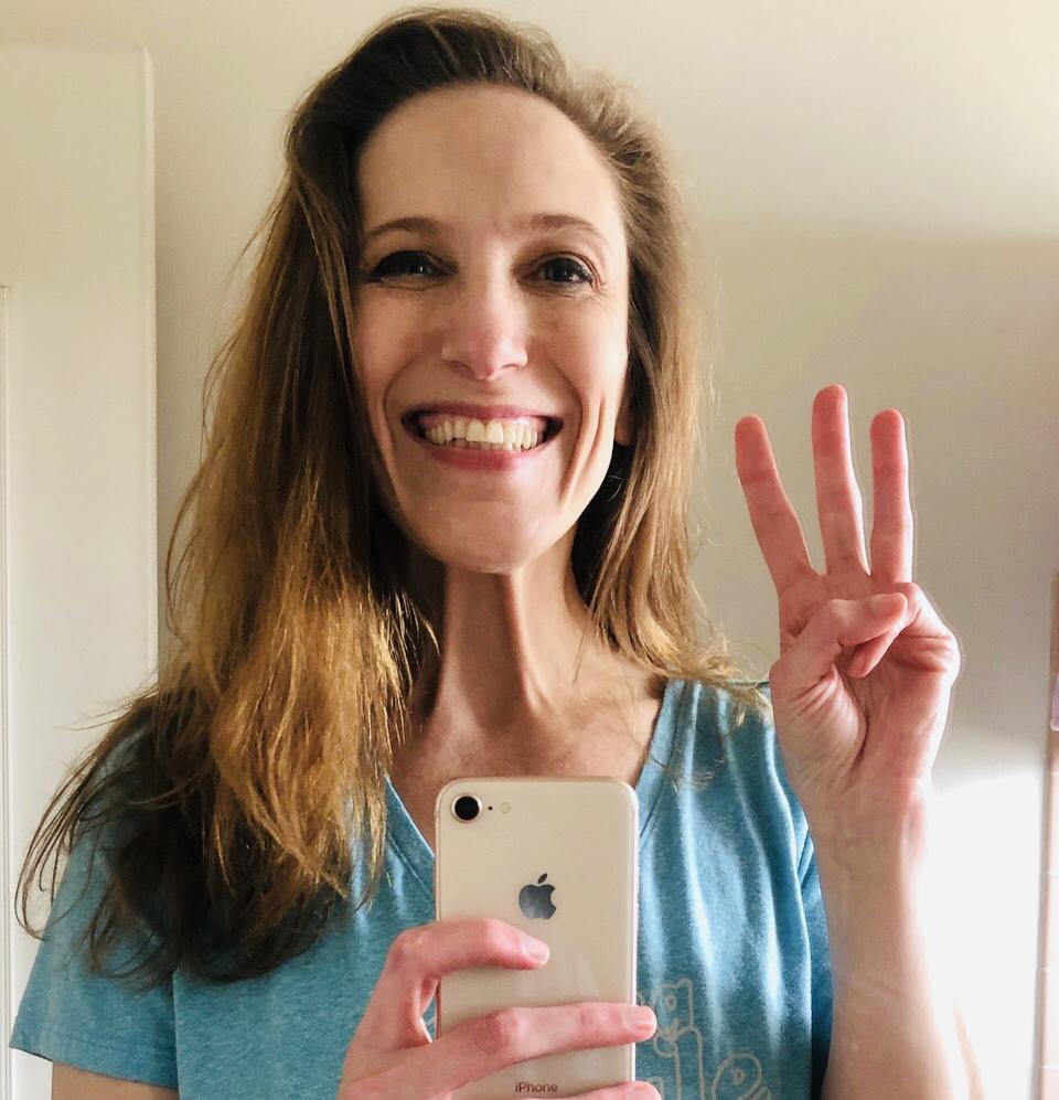 Bonnie Gillespie celebrates 3 years sober!