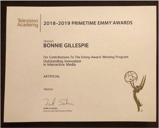 Bonnie Gillespie, Emmy Winning Casting Director
