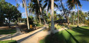 Bonnie Gillespie's Bure 306 in Fiji UGWA2020 Malolo Plantation Island