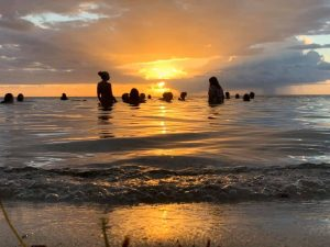 Fiji Sunset Facilitators by Jan McGiffen UGWA2020