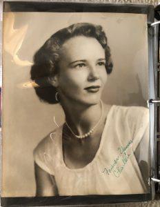 charlsie gillespie 1950s