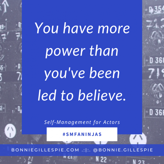 You have more power than you've been led to believe.