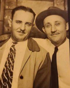 Bonnie Gillespie's grandfather edd simonds ducktown 8 IG