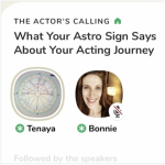 astrology the big 3 the astrologers daughter bonnie gillespie on clubhouse march 16 2021