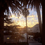 sunset from quarantine dec 8 2020 santa monica
